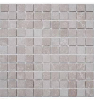 FK Marble Crema Marfil 25-4T каменная плитка-мозаика