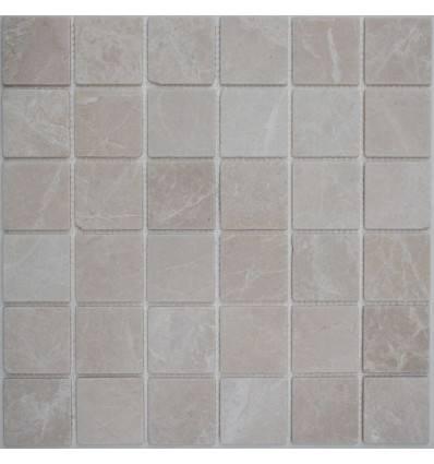 FK Marble Crema Marfil 48-4T каменная плитка-мозаика