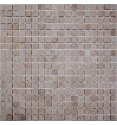 FK Marble Light Travertine 15-4T плитка-мозаика из травертина