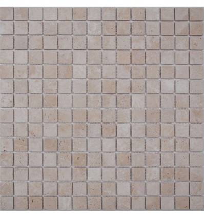 FK Marble Light Travertine 20-4T плитка-мозаика из травертина