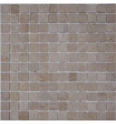 FK Marble Light Travertine 23-4T плитка-мозаика из травертина