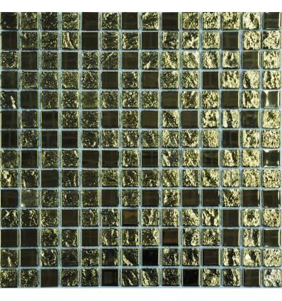 LIYA Mosaic Luxury Gold 20 стеклянная мозаика
