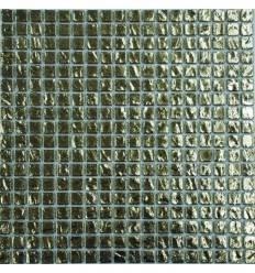 LIYA Mosaic Gold Brick 15 стеклянная мозаика