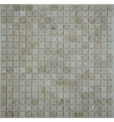 FK Marble Cappucino Beige 15-4P каменная мозаика