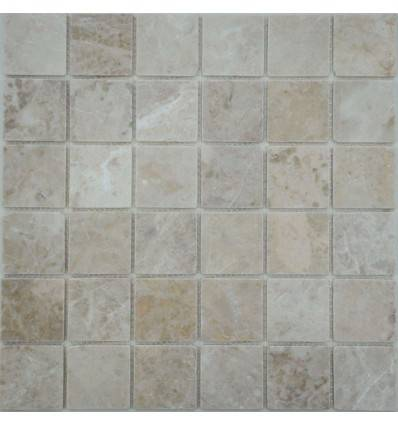 FK Marble Cappucino Beige 48-4T каменная мозаика