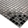 LIYA Mosaic Luxury Silver 20 стеклянная плитка-мозаика