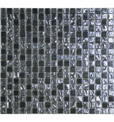 Luxury Silver 15 стеклянная мозаика