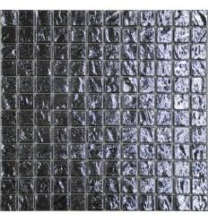 Silver Brick 23 стеклянная мозаика