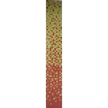 LIYA Mosaic Растяжка из мозаики Crystal JA019 стеклянная плитка-мозаика