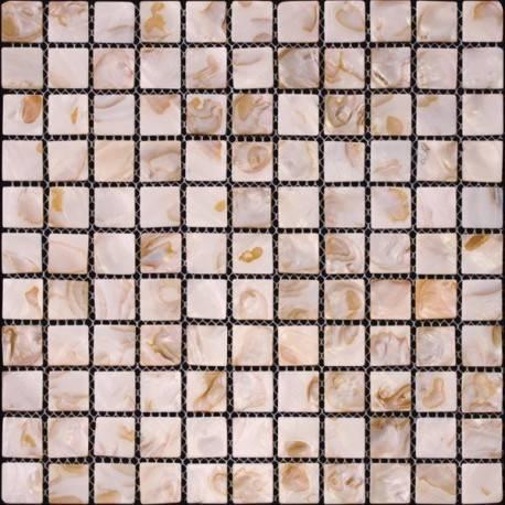 LIYA Mosaic SMA003-25 плитка-мозаика из натурального перламутра