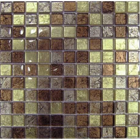 LIYA Mosaic H2574 стеклянная плитка-мозаика