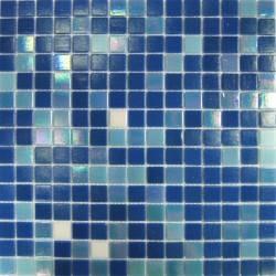 HK Pearl Mix Skyline №1 стеклянная плитка-мозаика