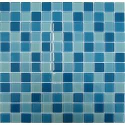 LIYA Mosaic Crystal Mosaic Sea Water стеклянная плитка-мозаика