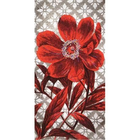 Панно Red Flower