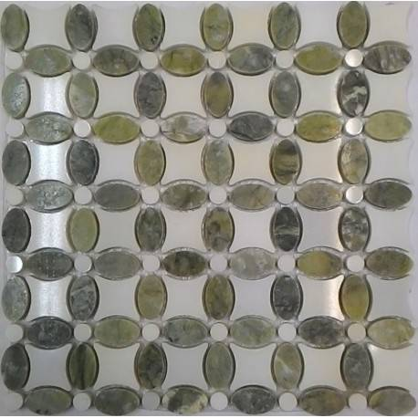 FK Marble Camilla 1 каменная плитка-мозаика