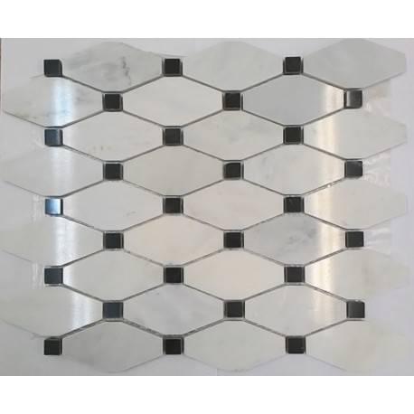 FK Marble Diamond 001 каменная плитка-мозаика