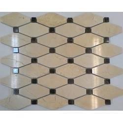 FK Marble Diamond 002 каменная плитка-мозаика