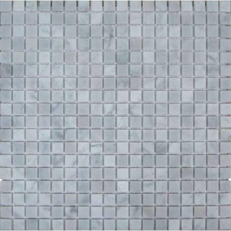 FK Marble Bianco Carrara 15-4T каменная плитка-мозаика