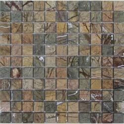 FK Marble Bidasar Brown 25 каменная плитка-мозаика
