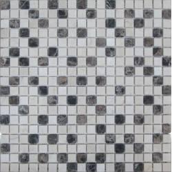 FK Marble Mix Coffee 15-4T каменная плитка-мозаика