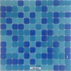 Safran Mosaic Nemo стеклянная плитка-мозаика