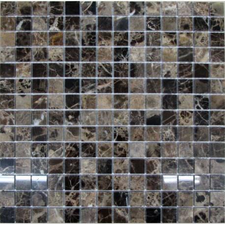 FK Marble Emperador Dark 20-4P каменная плитка-мозаика