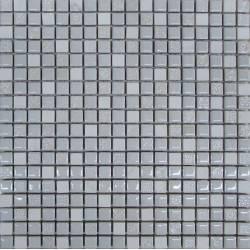 LIYA Mosaic Aspen микс керамической и каменной плитки-мозаики