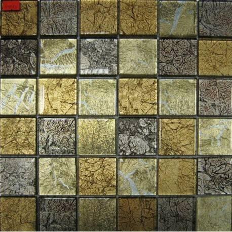 LIYA Mosaic H4873 стеклянная плитка-мозаика