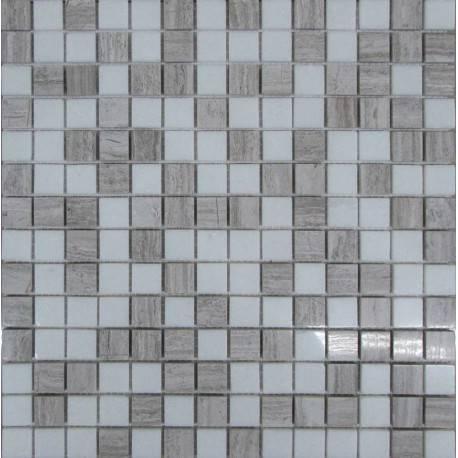 FK Marble Mix Grey 20-4P каменная плитка-мозаика