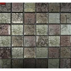 LIYA Mosaic H4884 стеклянная плитка-мозаика