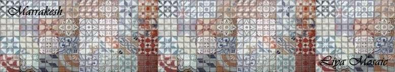 Коллекция Marrakesh от LIYA Mosaic