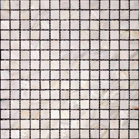 Мозаика из натурального перламутра SMA002